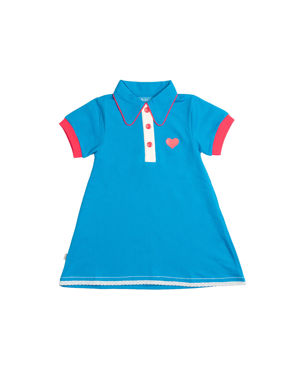 ALBA ORIGINAL JULIE DRESS  Methyl Blue