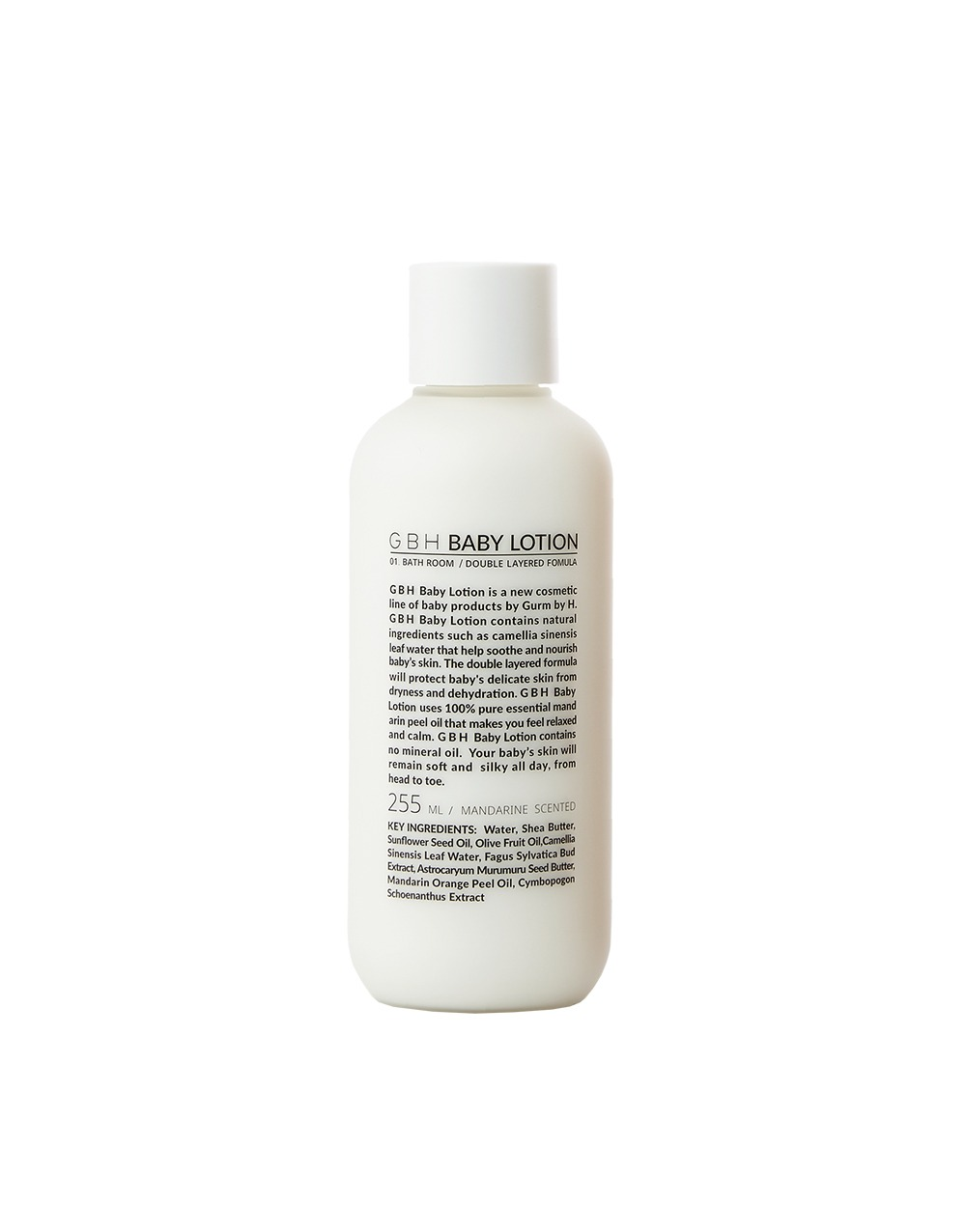 GBH COSMETIC BABY LOTION