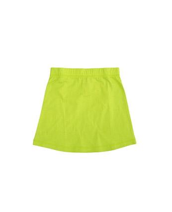 MORE THAN A FLINGSkirt LIME