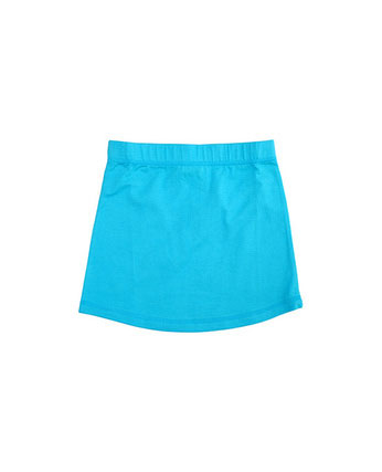 More than a fling Solid basic Skirt (turquoise)
