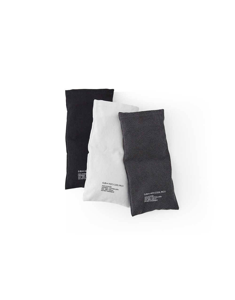 GBH HOME  HOT/COOL PACK SMALL (3 Color)