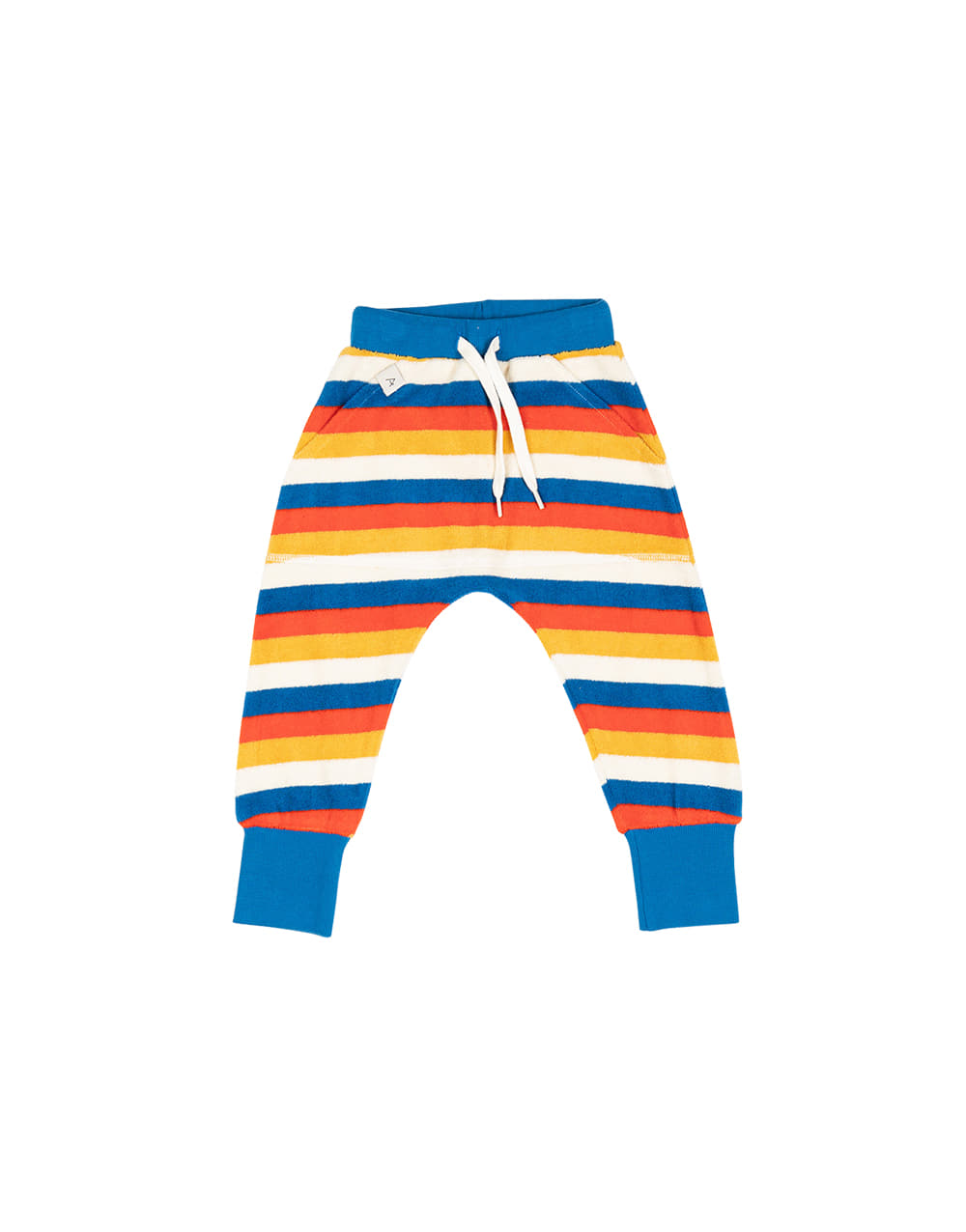 ALBA ORIGINAL   Mason Pants  Gold Rainbows