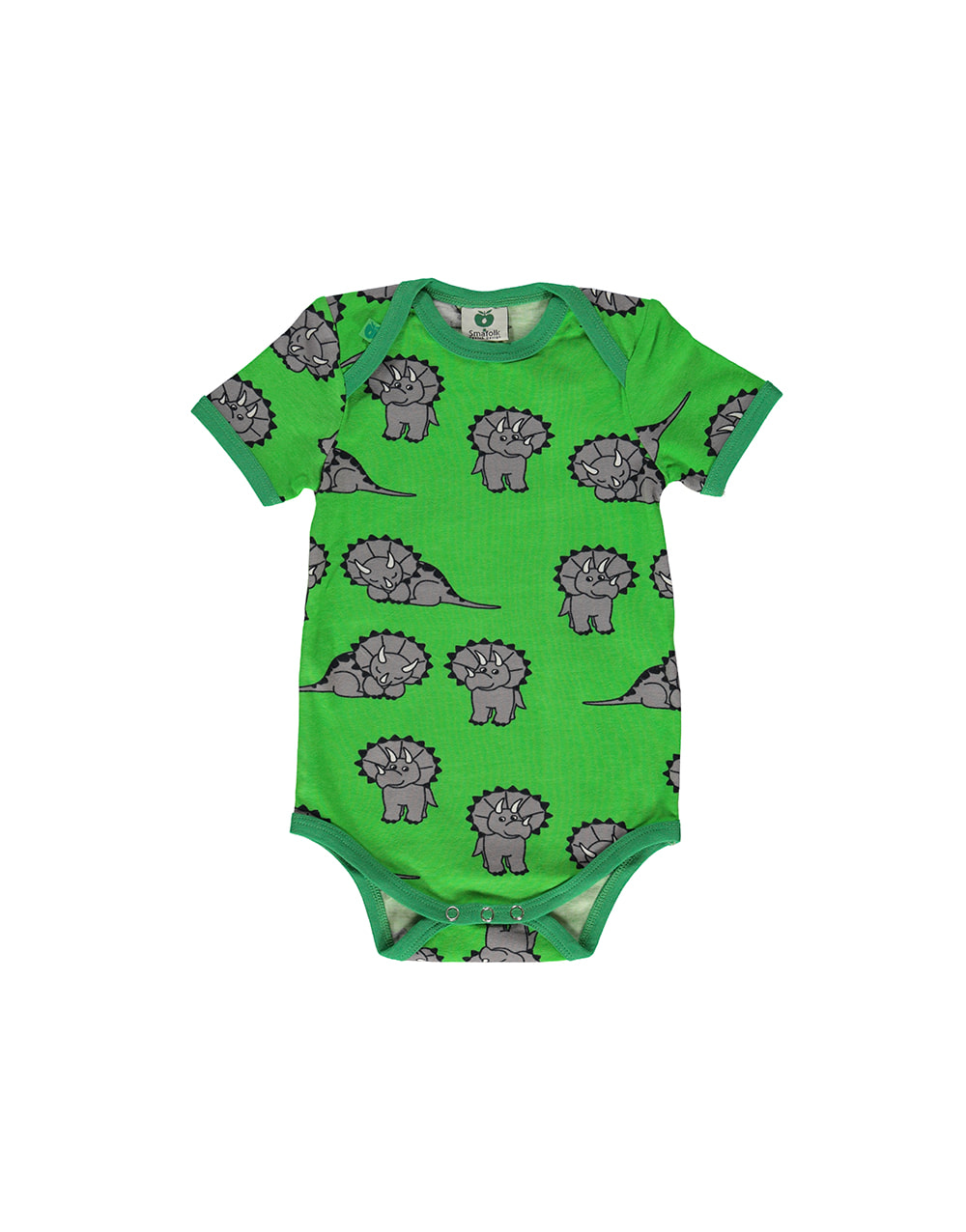 SMAFOLK  Summer Body  Dinosaur  Green