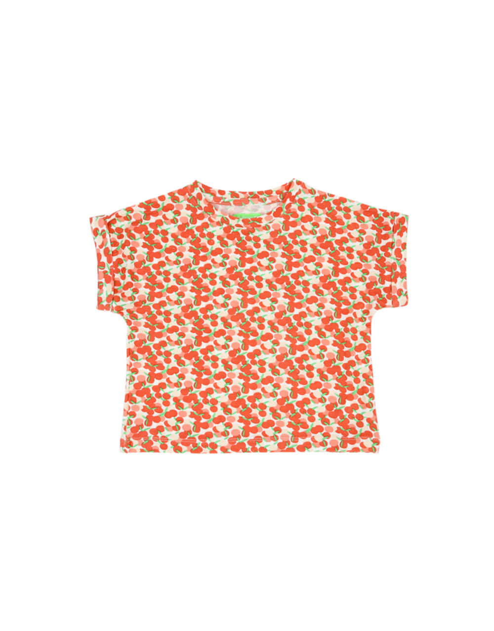 LILY BALOU   Fenna T-shirt   Summer Berries