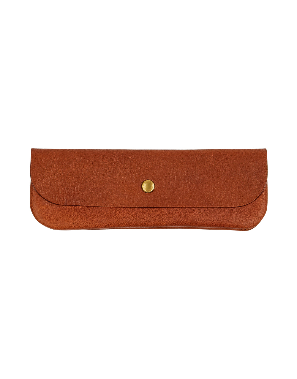 DURAM FACTORY FLAP POUCH (M) BROWN
