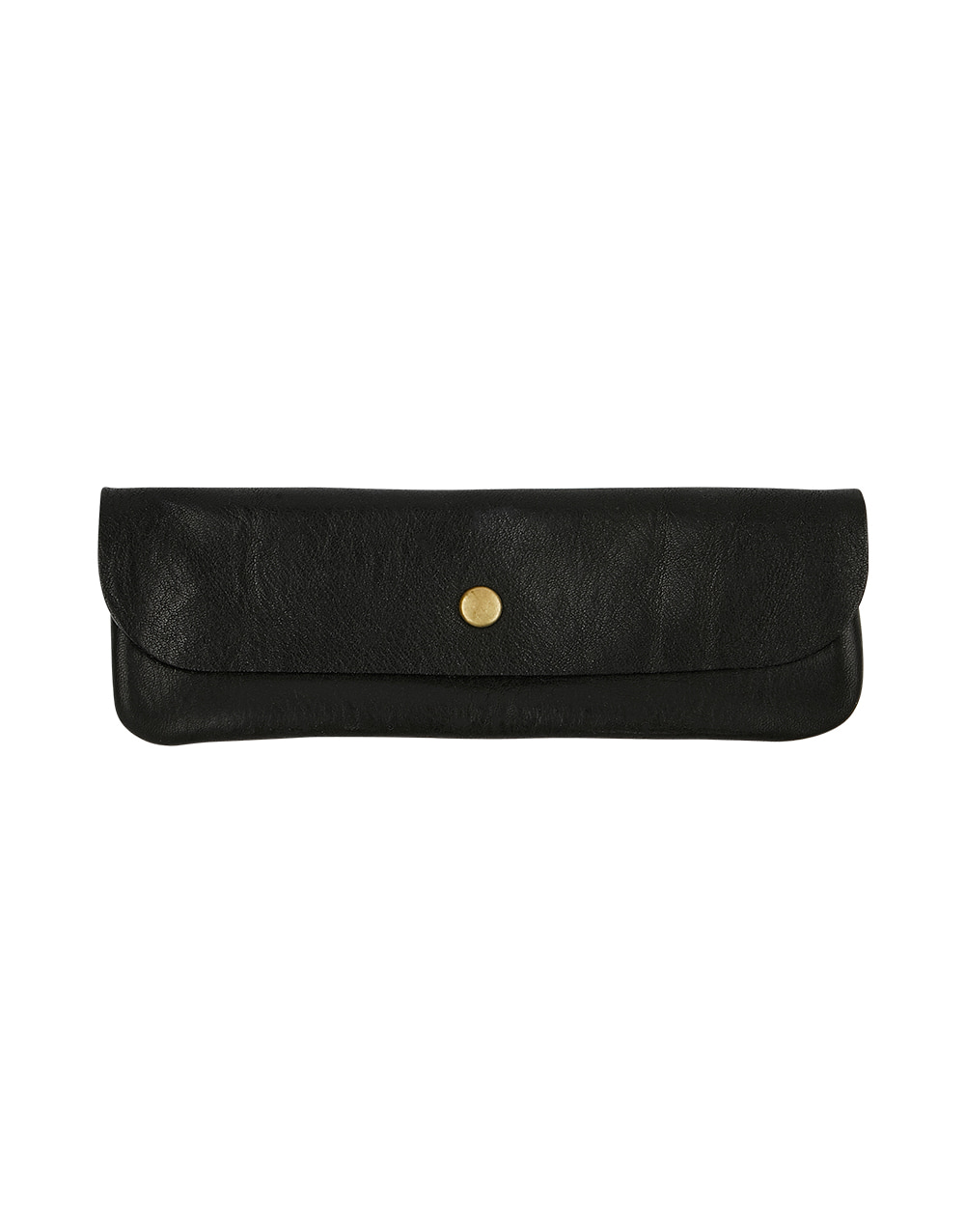 DURAM FACTORY FLAP POUCH (M) BLACK